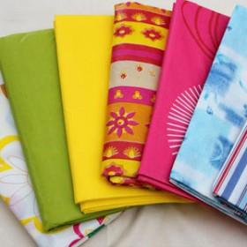 Tekstylia stołowe, obrusy