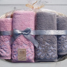 Ręczniki - Bella - 50x90 -  Greno