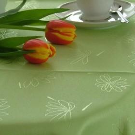 Obrusy plamoodporne - Kwiatek